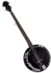 Dean BW2E Backwoods 5 Acoustic/Electric Bluegrass Banjo w/ Pickup