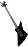 Dean Z Metalman 4-String Electric Bass Guitar - ZM Classic Black