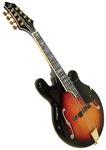 Gold Tone GM-110 Rigel Design Acoustic Electric Mandolin. Free Case, setup and shipping!
