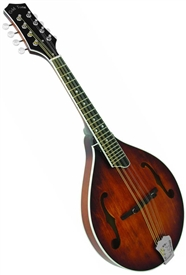 Gold Tone GM-55A Solid Top A-Style Mandolin w/ Bag