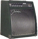 Johnson JA-015B Reptone Series 15 Watt Electric Bass Guitar Amplifier