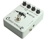 JOYO JF-07 Classic Flanger Flange Guitar Effects Pedal FX Stompbox