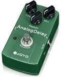 JOYO JF-33 Analog Delay Guitar Effects Pedal FX Stompbox True Bypass