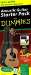 Kona Acoustic Guitar Package for Dummies - Learn Guitar! K394D