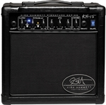 Randall KH15 Kirk Hammett Signature Series 2-Channel 15 Watt Combo Practice Amplifier Amp
