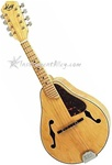 Kay MAND10 Teardrop Maple Mandolin. Free Shipping and bag!