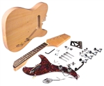 Saga MT-10 Do It Yourself Electric Mandolin - Build Your Own Mandolin Kit Builders Package