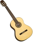 J. Navarro NC-40 Solid Spruce Top Classical Acoustic Guitar