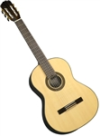 J. Navarro NC-60 Solid Spruce Top Classical Acoustic Guitar - Rosewood