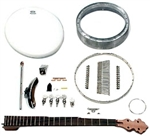 Saga OK-2 Do It Yourself Banjo Builders Kit - Build Kit - Builders Package