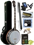 Gold Tone PS-250 Banjo Plectrum Special 4-String Complete Package Four Stringl. Free shipping and setup!