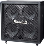Randall Diavlo Series RD412-D 320W 4x12 Guitar Speaker Cabinet Cab Stack