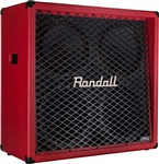 Randall Diavlo Series RD412-V-RED 280 Watt 4x12 Celestion Speaker Cabinet Guitar Cab Stack