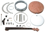 Saga RK-2 Do It Yourself 5 String Resonator Banjo Builders Kit - Build Kit