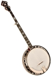 "Recording King RK-ELITE-76 ""The Elite"" 5-String Professional Bluegrass Banjo"