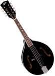 "Rover RM-35BS Solid Top Mandolin ""Festival Series"" A-Model Black"