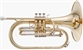 RS Berkeley MAR675 Signature Series Lacquer Marching Mellophone with Mouthpiece and Custom Case