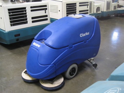... Clarke Encore 33 Floor Scrubber Used Walk Behind Automatic 500x375  Looking For Clarke Focus 33 Parts ...