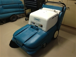 Reconditioned Tennant 3640 Walk Behind sweeper