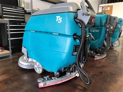 "Tennant T5 24"" Disk Floor Scrubber Traction Drive w FaST"