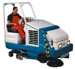 Tennant 8210 Sweeper Scrubber Rental