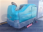Demo tennant T17 floor scrubber