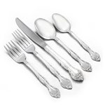 Affection by Community, Silverplate 5-PC Setting w/ Soup Spoon