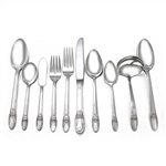 First Love by 1847 Rogers, Silverplate Flatware Set, 52 PC Set