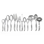 Flair by 1847 Rogers, Silverplate Flatware Set, 67 PC Set