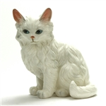 Figurine by Lefton, Porcelain, Persian Cat