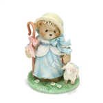 Cherished Teddies by Enesco, Polyserin Figurine, Little Bo Peep