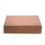 Silverware Box by Naken, Wood, Mahogany