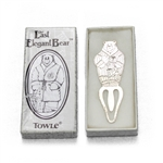 Bookmark by Towle, Sterling, The Last Elegant Bear