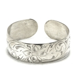 Cuff, Sterling, Bright-cut