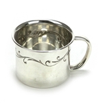 Baby Cup by Towle, Sterling, Scroll Design
