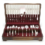 Eternally Yours by 1847 Rogers, Silverplate Flatware Set, 82 PC Set