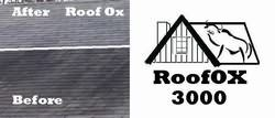 Roof Cleaner OX for Shingle Cleaning
