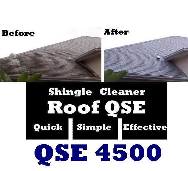 How To Get Rid Of Mold On Roof Shingles