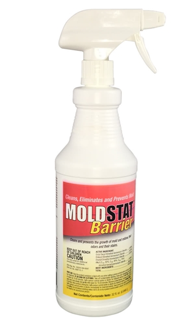 MoldSTAT Barrier - One Step Mold Removal Spray