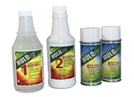 Mold KIller Kit - MoldSTAT peroxy , Plus & Aireze