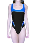 Female Splice Speed Back Swim Suit