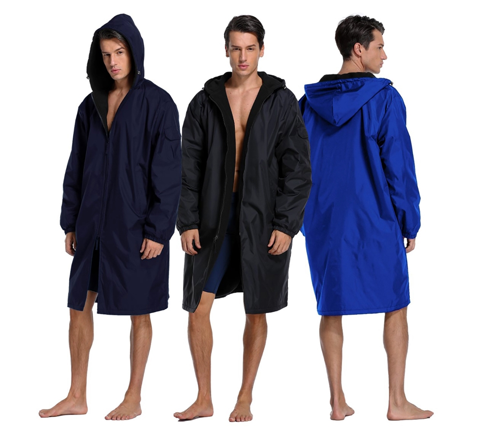 Adoretex  Solid Swim Parka