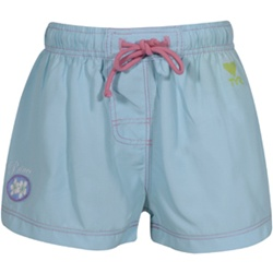 Solid Girls Board swim Skirt