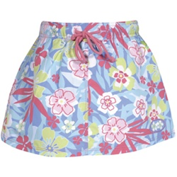 Princess of Paradise Girls Board Skirt