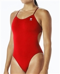 New TYR Guard Solid Thin X-Back
