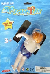 Wet Products  Wind Up Swimmer