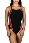Adoretex Thin Strap Splice Suit