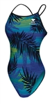 TYR Female Paradise Thin-X Back Swimsuit