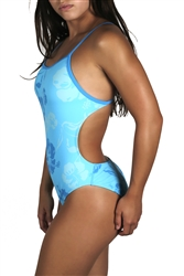 Adoretex Hawaiian Flower Swimsuit
