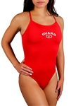 Adoretex Women's Guard Cross Back Swimsuit